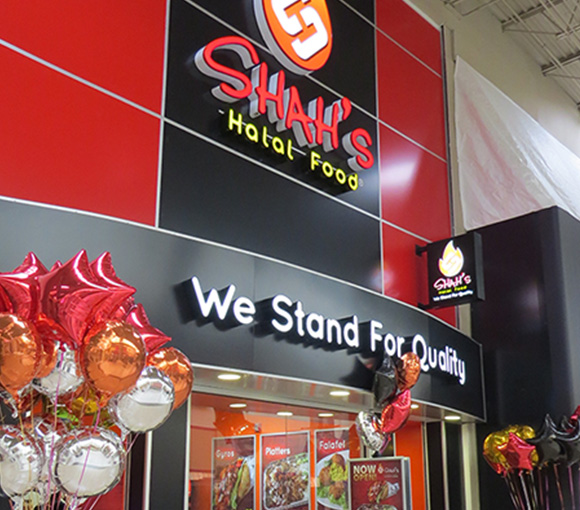 Restaurants Shah S Halal Food